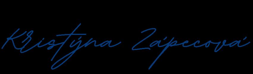 Kristýna Zápecová